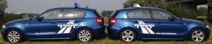 Rijschool Salland rijdt met de BMW 1Serie