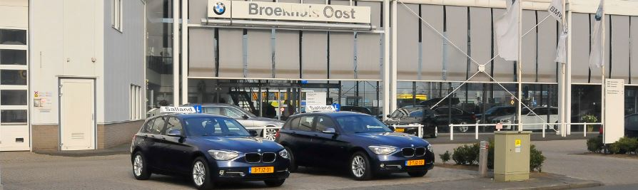 BMW Rijschool Deventer