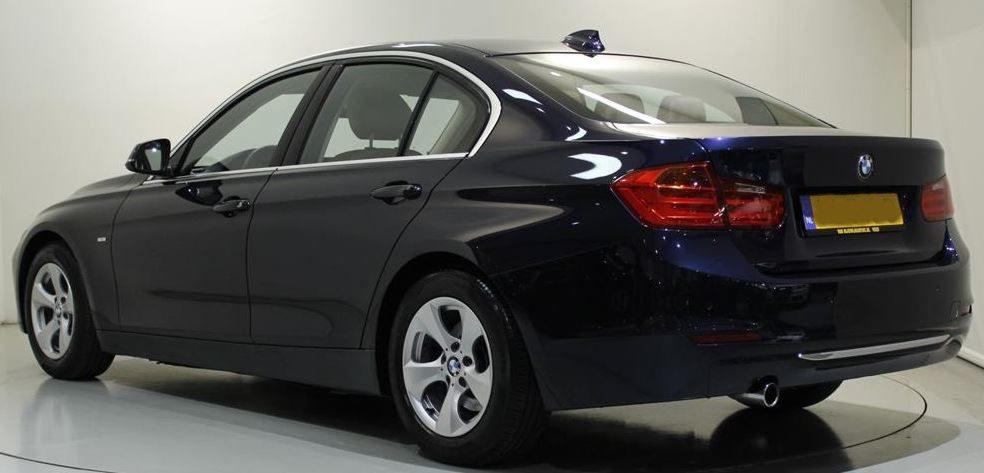 BMW 3 serie Deventer rijschool Salland